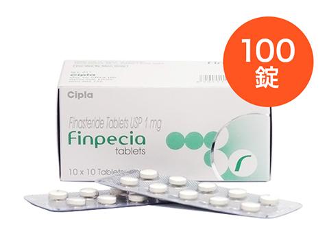フィンペシア100錠