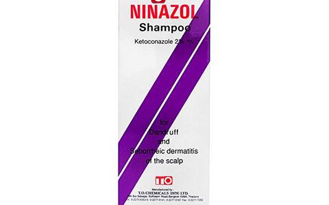 ニナゾルシャンプー。AGAに効果がある医薬品シャンプーです