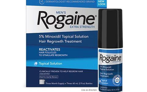 ロゲイン。リアップの代替としてオススメ出来る商品です